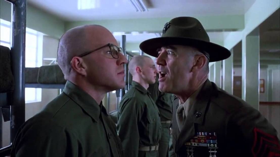 Why Full Metal Jacket Is One Movie